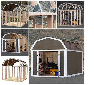 FAST FRAMER Universal Storage Shed Framing Kit -New - $37.00 | PicClick