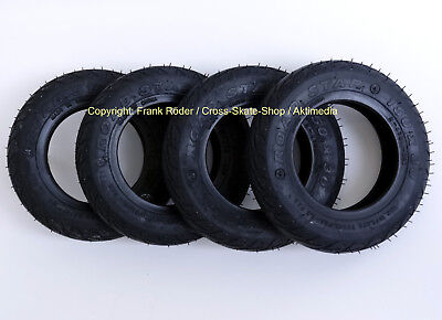 Road Star Skike Cross Skate Skike Reifen Mantel Tire 6 Zoll inch 150 x 30 mm Set