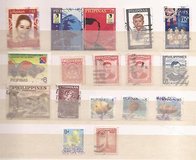 Philippinen ( Philippines )   -   Lot Of Stamps