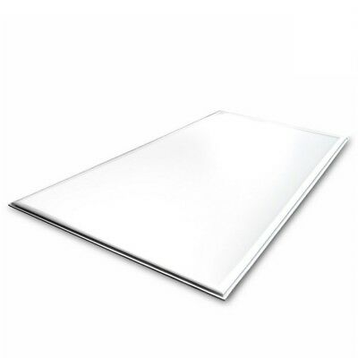 LED Ceiling Flat Panel Emergency 1200x600mm 45W 4ft Replacement Daylight 6500k