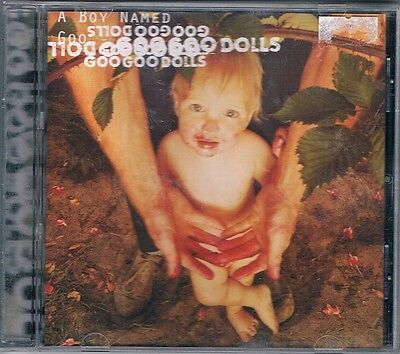 The Goo Goo Dolls - A Boy Named Goo Cd