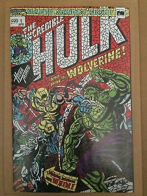 Incredible Hulk #181 SHATTERED Variant The Hunt For Wolverine #1 VF/NM Presale