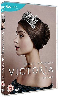 Victoria Season 1 ITV 2016 Drama DVD Brand New and Sealed 5037115372031