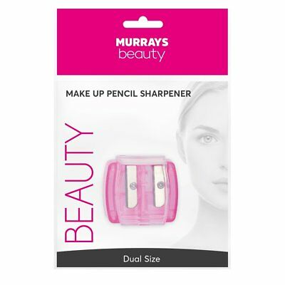 Murrays Beauty Make up Pencil Sharpener Dual Size