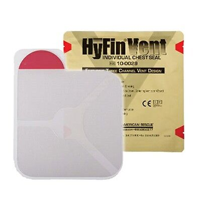 North American Rescue Hyfin Vent chest seal twin pack 10-0029 EMS TCCC Tactical