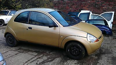 Ford Ka   Door Speaker Breaking All Parts Available In Gold  Red