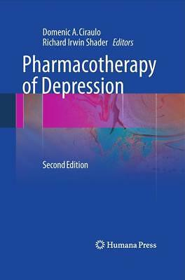 Pharmacotherapy of Depression, w. CD-ROM
