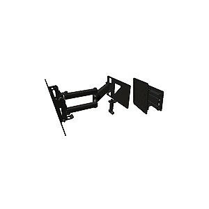 Mor/Ryde Tv1021H Double Arm Swivel Tv Wall Mount
