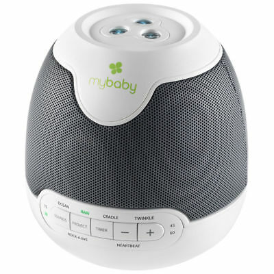 HoMedics MyBaby Soundspa Lullaby Sounds and Projection Machine