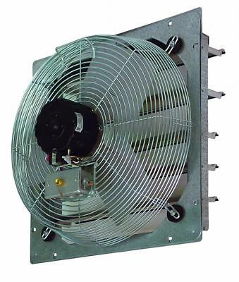 TPI Corporation CE14-DS Direct Drive Exhaust Fan, Shutter Mounted, Single...