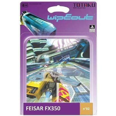 """Wipeout Feisar FX350 TOTAKU """"FIRST EDITION""""  Figure Playstation PS4 (No.2)"""