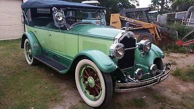 1925 Buick master six tourer vintage collectable rare car