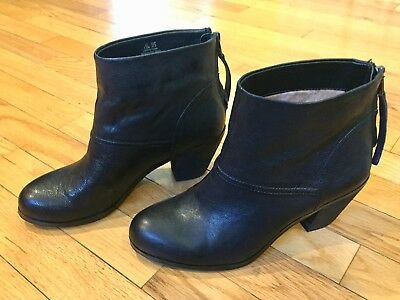 10adc84894dff6 SAM EDELMAN SALINA Black Suede Zip Up Ankle Booties Sz 7.5 M (Never ...