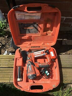 Paslode Impulse IM65 F16 Second fix nail gun (straight) Excellent used cond