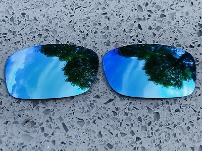 Polarized Ice Blue Mirrored Replacement Oakley Fives Squared & 3.0 Lenses