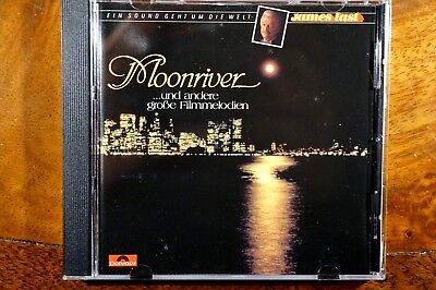 James Last - Moon River (1988) CD Germany,Very Good, 835 972 2