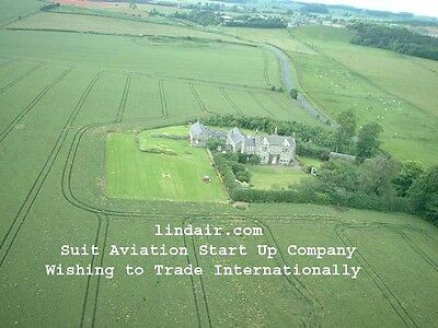 lindair.com  Suit Aviation Start Up Company With A Wish to Trade Internationally