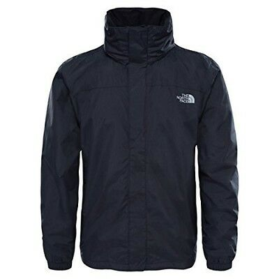 (2X-Large, TNF Black) - The North Face Men's Resolve Jacket. Delivery is Free