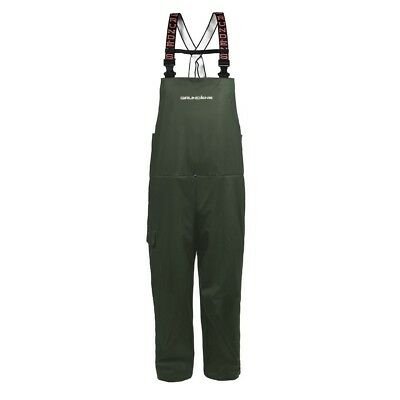 (X-Small, Green) - Grundens Neptune 509 Bib Trouser. Shipping is Free