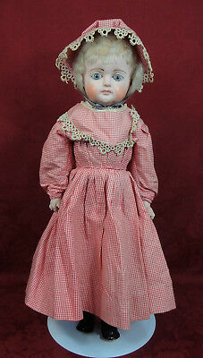 Antique German Composition Patent Washable Doll