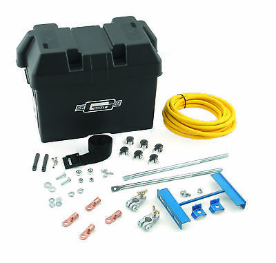Mr Gasket 6279  Battery Relocation Kit