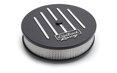 Edelbrock 41663 Racing Air Cleaner Assembly