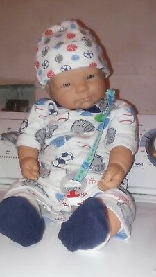 18 inch berenguer baby boy doll