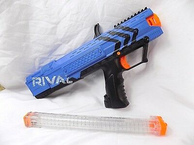 Nerf Rival Apollo XV-700 (BLUE) with clip , no ammo FAST SHIPPING