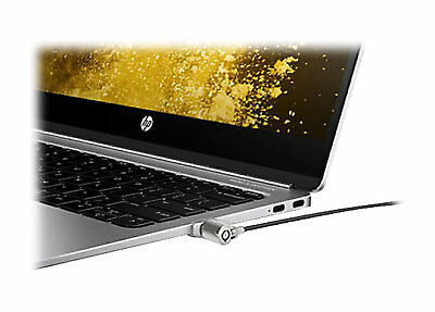 NEW COMPULOCKS HP ELITEBOOK FOLIO LEDGE KEYED LOCKSLOT free shipping