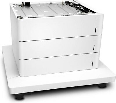 NEW HP Color LaserJet 3x550-sheet Feeder and Stand free shipping