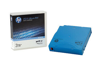 NEW Hewlett Packard Enterprise 100 X HP LTO5 - 1.5/3.0TB DATA CARTRIDGE free shi