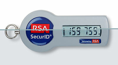 NEW RSA Security SID700-6-60-36-50 3year(s) hardware authenticator free shipping
