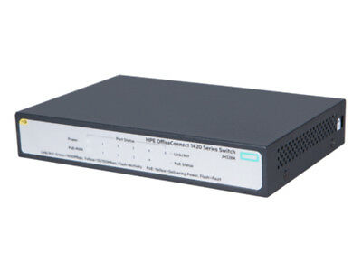 NEW Hewlett Packard Enterprise OfficeConnect 1420 5G PoE+ (32W) Unmanaged networ