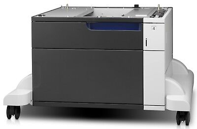 NEW HP LaserJet 1x500-sheet Paper Feeder and Stand free shipping