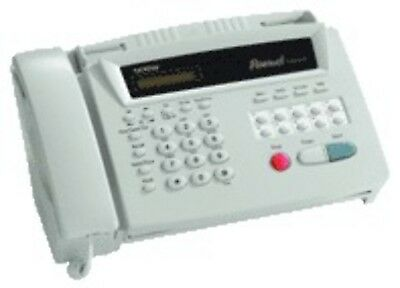 NEW Brother FAX-515 Thermal 9.6Kbit/s White fax machine free shipping