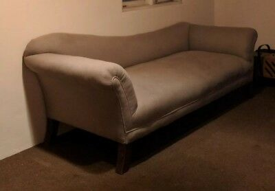 Lovely antique sofa / chaise