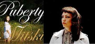 Puberty 2 By Mitski and My Woman By Angel Olsen Two Brand New CDs pack