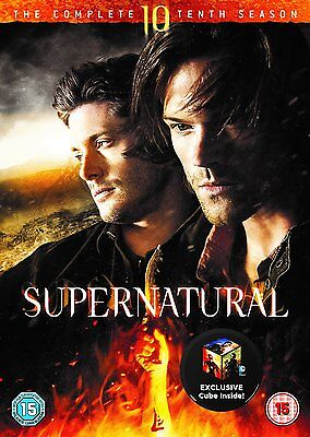 Supernatural - Season 10 DVD 2016 Pre-Order 21st March