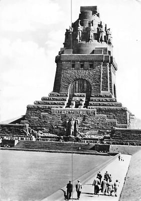 Leipzig Voelkerschlachtdenkmal, Monument to the Battle of the Nations Promenade