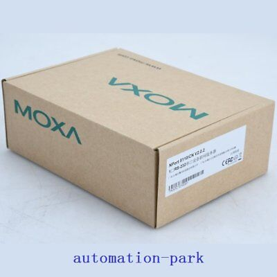 New In Box 1PC MOXA Device Server NPort 5110 NPort5110 One year warranty