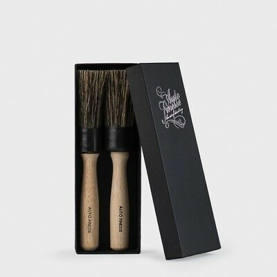 Auto Finesse Hog Hair Detailing Brushes (2 pack) HHB1