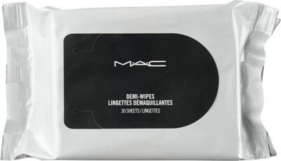NEW MAC Demi Wipes 30 Sheets Makeup Remover Cleansing Towelettes Origineel