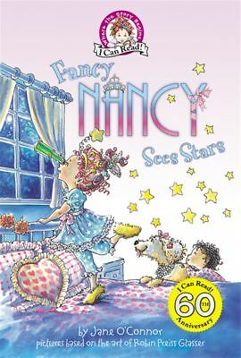 Fancy Nancy Sees Stars [60th Anniversary Edition] by Jane O'Connor - NEW