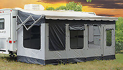 Carefree 291600 Vacation'R Screen Room For 16' To 17' Awning