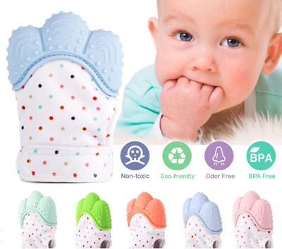 Newborn Baby Teether Glove  Best Product For Your infant Teeth *new* 2018