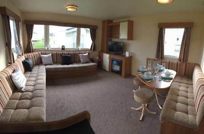 Sited Cheap Static Caravan For Sale North Wales