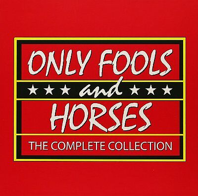 Only Fools and Horses The Complete Anniversary Collection DVD NEW 1981 Boxset