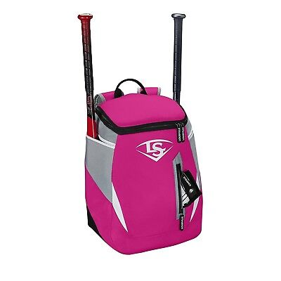 (Hot Pink) - Louisville Slugger Youth Genuine Stick Pack. Delivery is Free