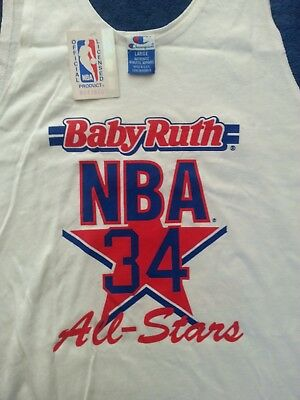 !990's Baby Ruth Charles Barkley Promotional Jersey