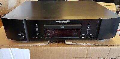 MARANTZ CD6003 CD PLAYER Black